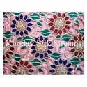 Water Soluble Embroidery Silk Fabric
