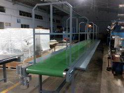 Conveyor Belt Assembly Line