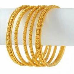Handmade+Gold+Bangles