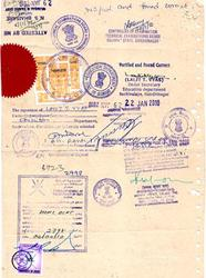 Birth Certificates Services
