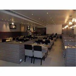 restaurant banquet interior