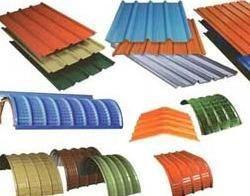 Ventilator Fan Amp Colour Coated Roof Sheet Manufacturer