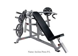 Commercial Incline Bench P/L