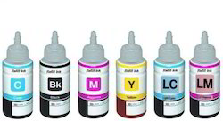 Gps Epson Printer Ink Set for L800/l1800
