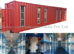 Mobile Container Hostel