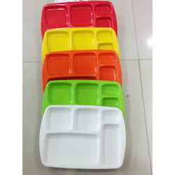 Melamine Partition Tray Set