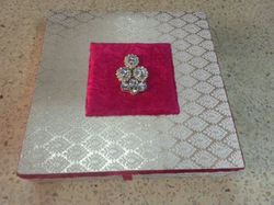 Saree Packaging Box