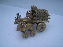 Antique Bull Cart
