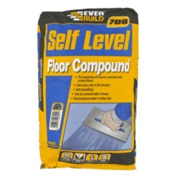 Self Smoothing Floor Compounds