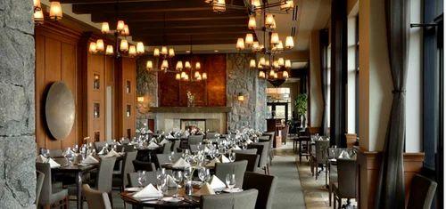 Restaurant Interior Designs International Theme Interior Design