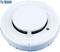 System Sensor Optical Smoke Detector 2351E