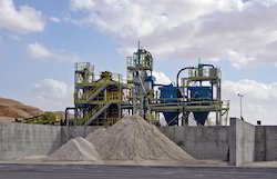 Sand Processing Plant