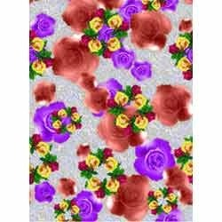 Exclusive Allover Printed Fabric