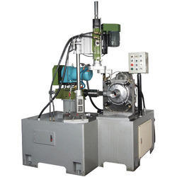 Hydraulic 3 Way Drilling & Tapping Machine