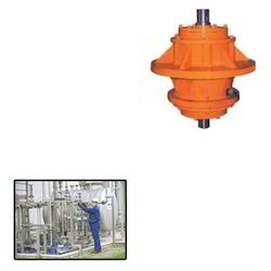 Center Flange Vibratory Motor for Chemical Industries
