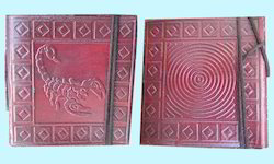 Embossed Handmade Paper Notepads For Promotions, Gifting