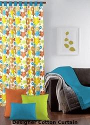 Designer Cotton Curtain