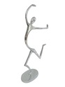 Aluminum Dancing Sculpture