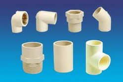 C-PVC Pipe Fittings