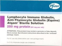 Atgam Lymphocyte Immune Globin