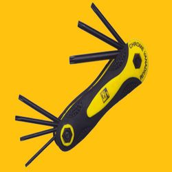 Foldable with Hole Star Allen Key Sets