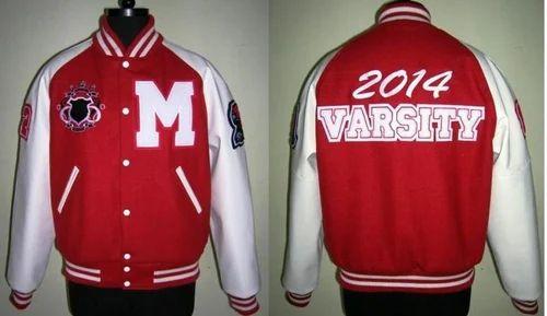 Scralet Varsity Jacket