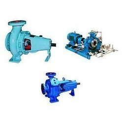 End Suction Pumps for Air Conditioning Plants