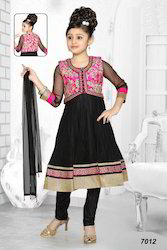 Girls Jacket Salwar Suit