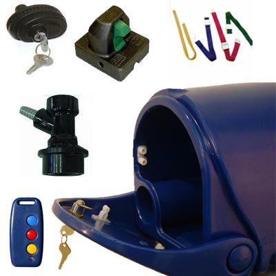 Plastic Security Locks