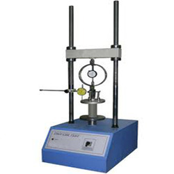 Unconfined Compression Tester (Proving Ring Type)