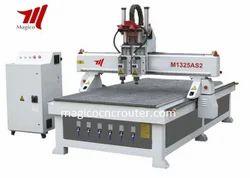 Multi Heads Wood CNC