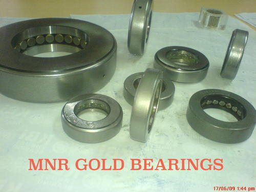 Kingpin and Thrust Bearings