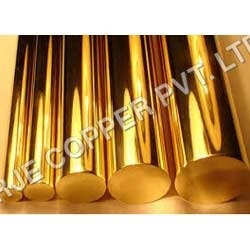 Extruded Brass Rods