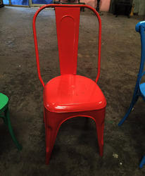Industrial Iron Chairs