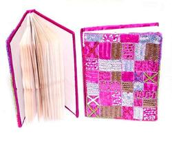 Beaded Notebook