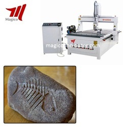 CNC Routers for Stone Engraving