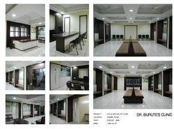 Clinic Interior Designing And Decoration Services