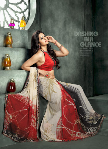 Trendy Catalog Saree