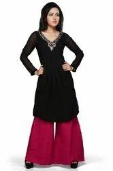 Designer Party Wear Casual Long Pakistani Style Kurti