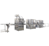 Automatic Mono Block Water Jar Washing, Filling and Cap Sealing Machine for 1 Gallon Jar