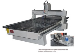 CNC Router M-25A with Rotary 400mm