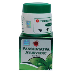 Panchatatva Ayurvedic Face Pack for Dark Circles