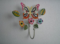 Iron Colorful Wall Hook