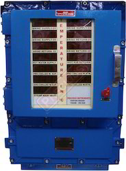 Flameproof Instruments - Panels & Junction Box