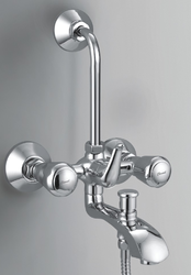 Bend 3 in 1 Wall Mixer