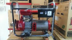 Generator Use Rail Grinding Machine