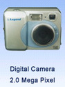 Digital Camera 2.0 Mega Pixel