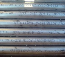 Hastelloy ERW Pipes