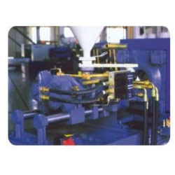 Automatic Plastic Moulding Machine