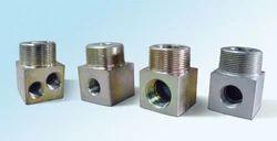 Steel Threaded Plugs